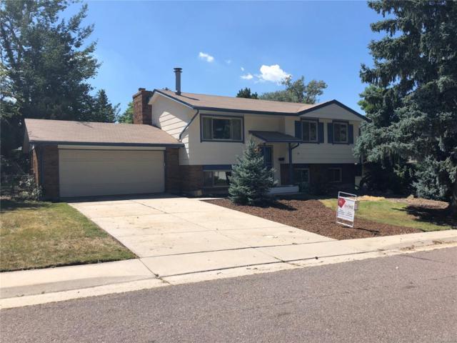 1420 E Kettle Avenue, Centennial, CO 80122 (MLS #8788336) :: 8z Real Estate