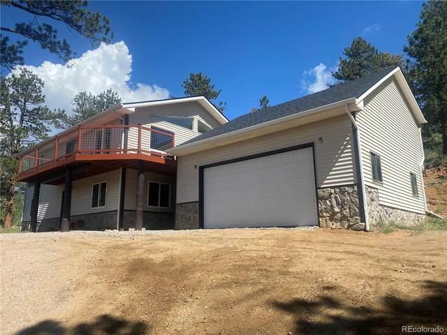 4117 County Road 72, Bailey, CO 80421 (#8789486) :: Stephanie Fryncko | Keller Williams Integrity