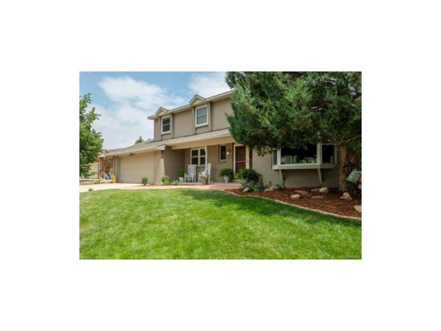 5284 S Perry Court, Littleton, CO 80123 (MLS #8791006) :: 8z Real Estate