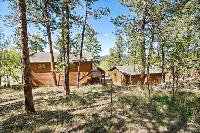 122 S Random Road, Bailey, CO 80421 (#8794419) :: Venterra Real Estate LLC