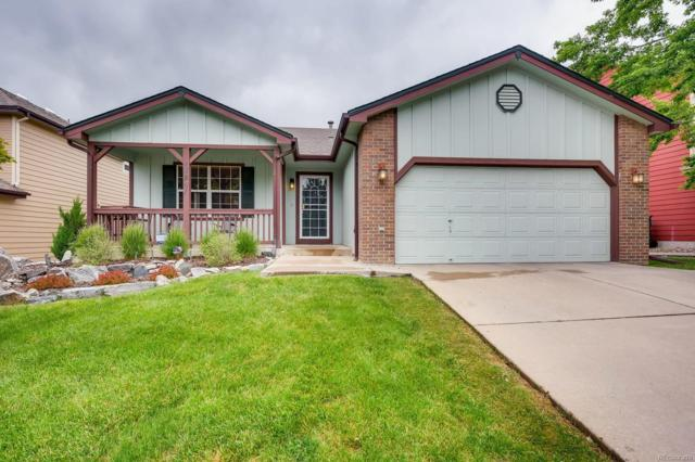 13881 W 64th Drive, Arvada, CO 80004 (#8797249) :: Bring Home Denver with Keller Williams Downtown Realty LLC