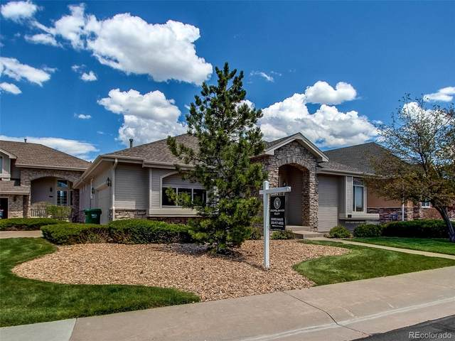 671 Stafford Circle, Castle Rock, CO 80104 (#8802641) :: The Colorado Foothills Team | Berkshire Hathaway Elevated Living Real Estate