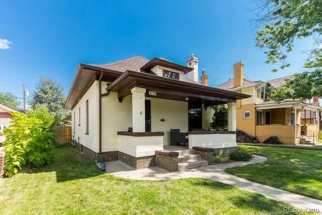 4150 Julian Street, Denver, CO 80211 (#8803492) :: Own-Sweethome Team