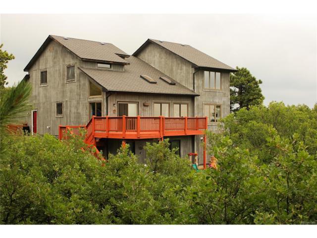 4795 Limestone Road, Monument, CO 80132 (MLS #8803595) :: 8z Real Estate
