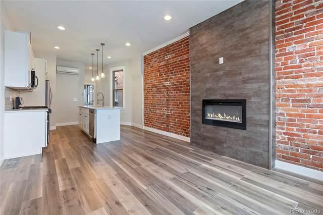 1735 Martin Luther King Boulevard, Denver, CO 80205 (MLS #8807964) :: 8z Real Estate