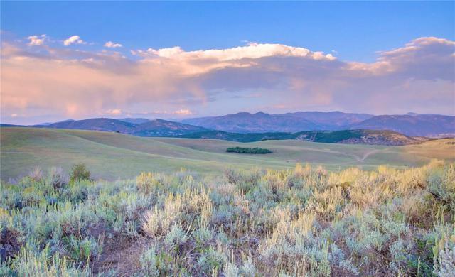 25805 Prairie Pl. Lot 8, Steamboat Springs, CO 80487 (MLS #8808610) :: 8z Real Estate