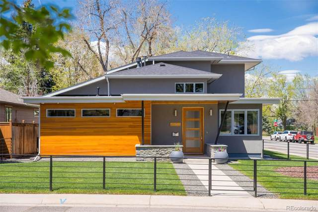 2601 S Vine Street, Denver, CO 80210 (MLS #8808806) :: Find Colorado