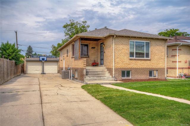 1431 Zenobia Street, Denver, CO 80204 (#8809358) :: The HomeSmiths Team - Keller Williams