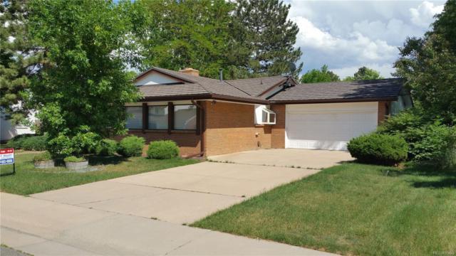 4180 S Pontiac Street, Denver, CO 80237 (#8812683) :: Sellstate Realty Pros
