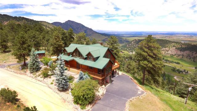 25462 Westridge Road, Golden, CO 80403 (MLS #8812735) :: 8z Real Estate