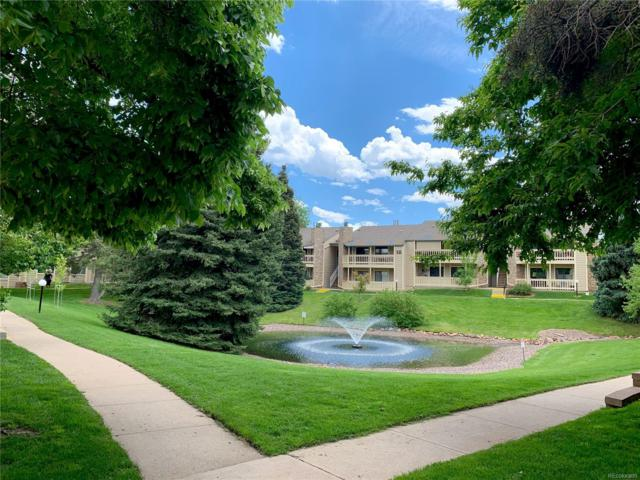 8335 Fairmount Drive 8-102, Denver, CO 80247 (#8814137) :: My Home Team