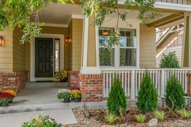16304 E 117th Avenue, Commerce City, CO 80022 (#8814510) :: The Healey Group