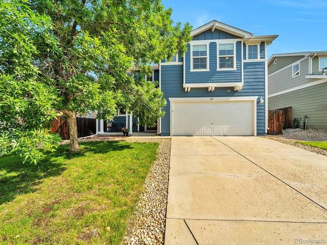 801 Turpin Way, Erie, CO 80516 (MLS #8816145) :: Kittle Real Estate
