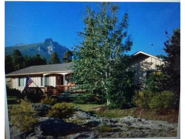 309 Whispering Pines Drive, Estes Park, CO 80517 (MLS #8816263) :: 8z Real Estate