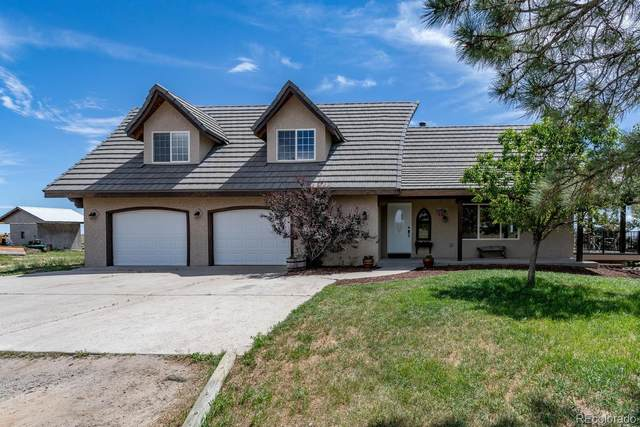 38245 County Road 29, Elizabeth, CO 80107 (#8816265) :: Wisdom Real Estate