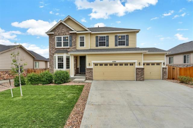 6204 S Ider Way, Aurora, CO 80016 (#8816467) :: HomePopper