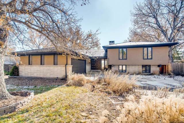 2233 S Alton Way, Denver, CO 80231 (MLS #8817737) :: Colorado Real Estate : The Space Agency