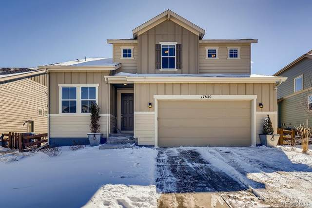 17830 W 94th Drive, Arvada, CO 80007 (#8817807) :: Realty ONE Group Five Star
