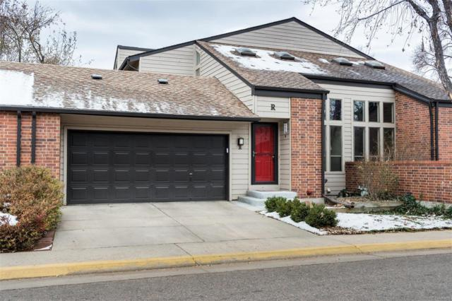 540 S Forest Street R, Denver, CO 80246 (#8819321) :: 5281 Exclusive Homes Realty