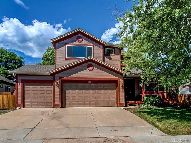 6289 Holman Court, Arvada, CO 80004 (#8821150) :: The Brokerage Group