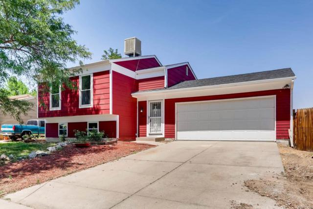 20737 E Coolidge Place, Aurora, CO 80011 (#8823440) :: The Heyl Group at Keller Williams