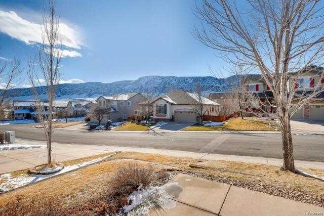 9368 S Jellison Way, Littleton, CO 80127 (#8825981) :: 5281 Exclusive Homes Realty