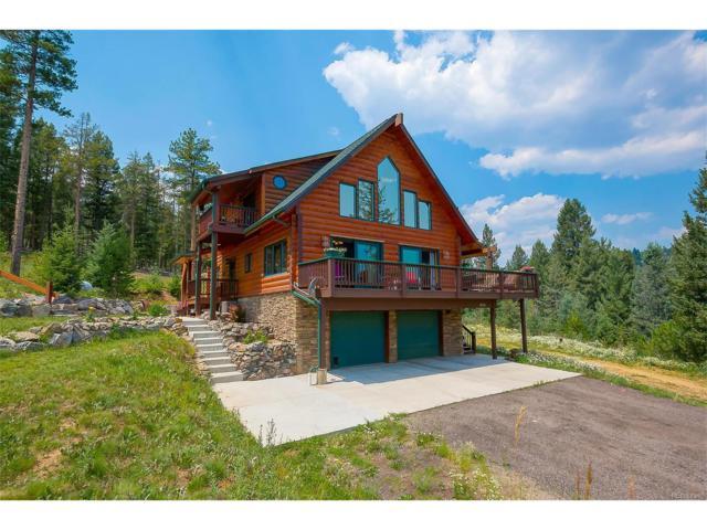 9988 S Turkey Creek Road, Morrison, CO 80465 (MLS #8832622) :: 8z Real Estate