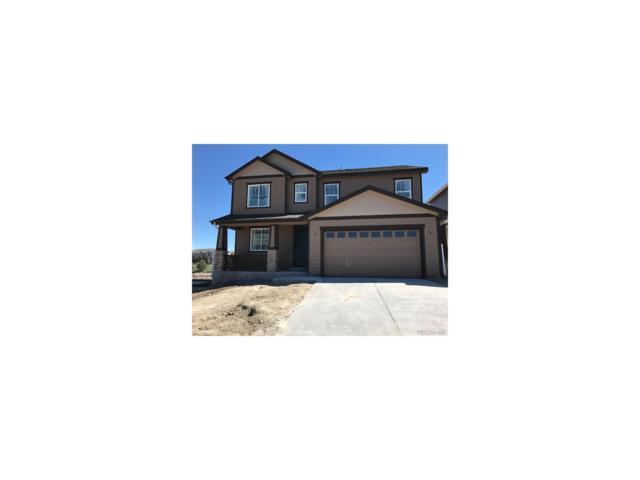 1348 Castle Creek Circle, Castle Rock, CO 80104 (MLS #8833142) :: 8z Real Estate