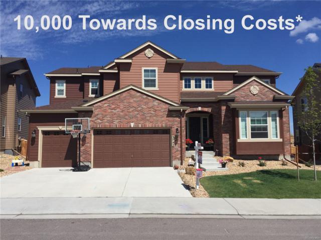 3745 Spanish Oaks Trail, Castle Rock, CO 80108 (MLS #8835484) :: 8z Real Estate