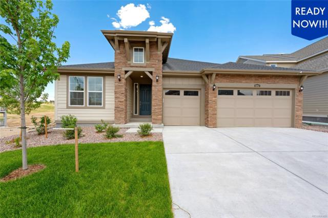 6952 Hyland Hills Street, Castle Pines, CO 80108 (#8836937) :: The Galo Garrido Group