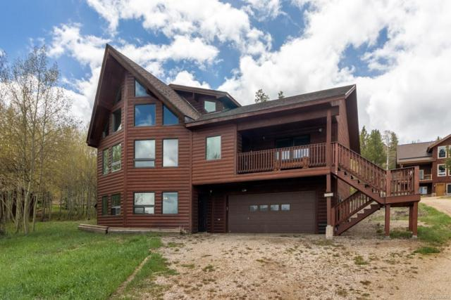152 County Road 8960, Granby, CO 80446 (#8839842) :: The DeGrood Team