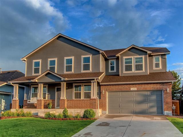 16550 E Fire Fly Avenue, Parker, CO 80134 (#8839938) :: The HomeSmiths Team - Keller Williams