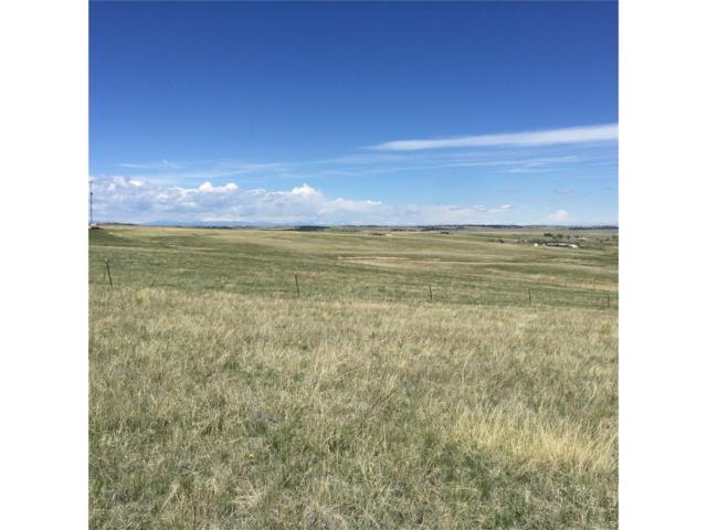 0 County Road 41, Elbert, CO 80106 (MLS #8841462) :: 8z Real Estate