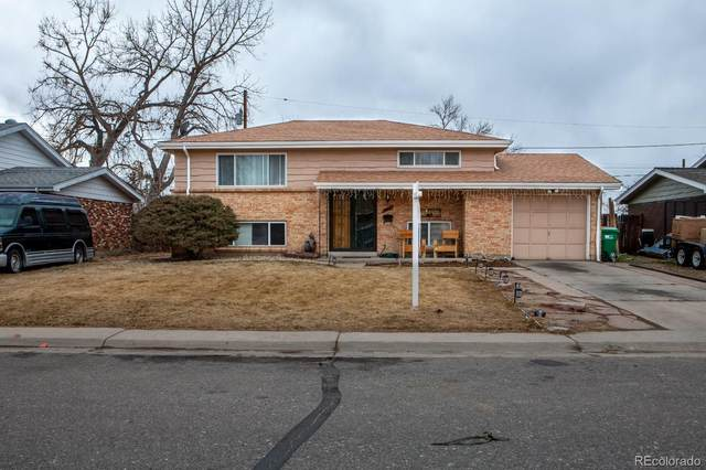 3231 Billings Street, Aurora, CO 80011 (#8842125) :: Chateaux Realty Group