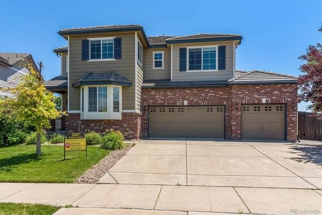 3954 S Tibet Way, Aurora, CO 80018 (MLS #8842464) :: Find Colorado Real Estate