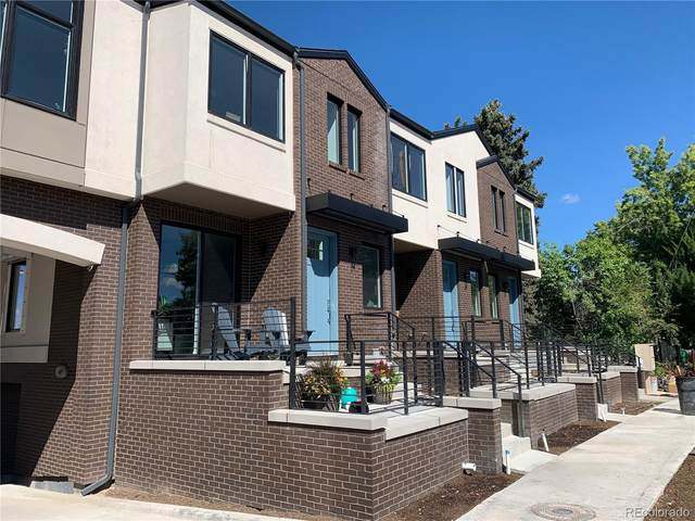 5469 Curtice Street S H, Littleton, CO 80120 (#8842590) :: iHomes Colorado