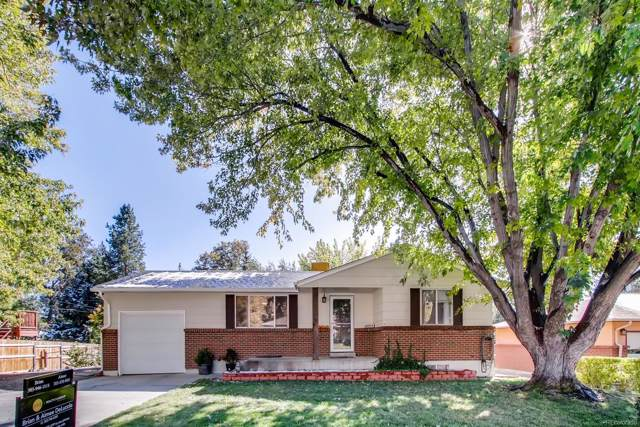 10066 W 68th Place, Arvada, CO 80004 (MLS #8842737) :: Bliss Realty Group