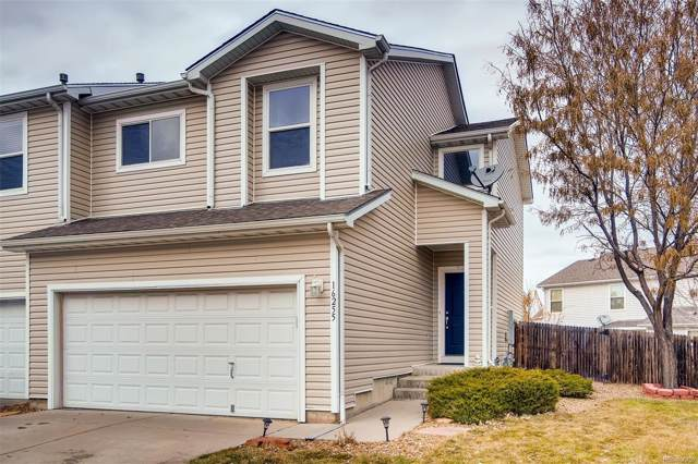 16255 E Otero Place, Englewood, CO 80112 (MLS #8843466) :: 8z Real Estate