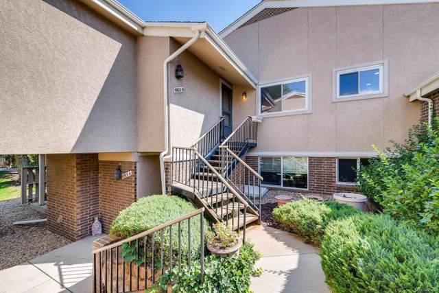 6903 E Girard Avenue B, Denver, CO 80224 (#8844580) :: The DeGrood Team