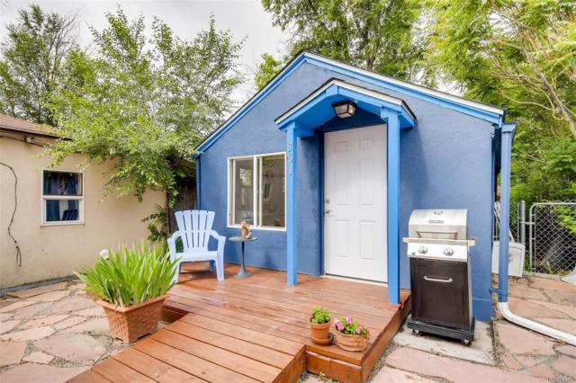 361 S Quitman Street, Denver, CO 80219 (#8848956) :: Bring Home Denver with Keller Williams Downtown Realty LLC