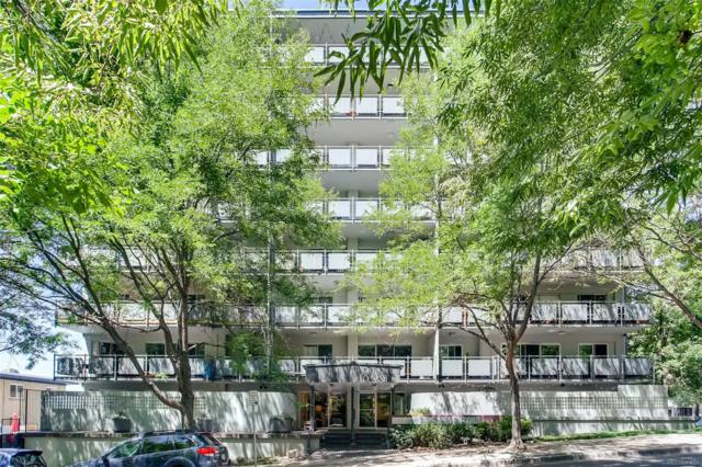 669 Washington Street #406, Denver, CO 80203 (#8849595) :: HomeSmart Realty Group