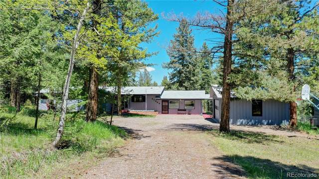27905 Alabraska Lane, Evergreen, CO 80439 (MLS #8851532) :: Clare Day with LIV Sotheby's International Realty