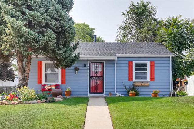 1051 S Osage Street, Denver, CO 80223 (#8855135) :: Bring Home Denver