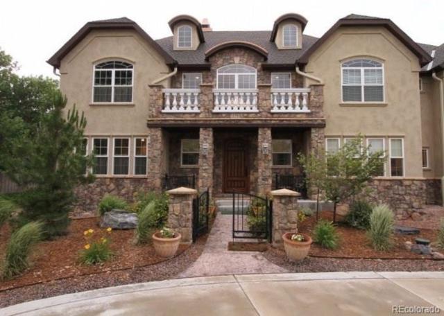 12981 2nd Street, Parker, CO 80134 (MLS #8857168) :: 8z Real Estate