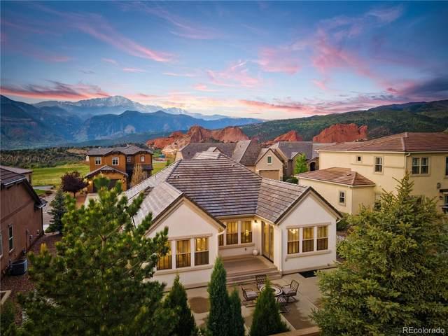 2933 Cathedral Park View, Colorado Springs, CO 80904 (#8858352) :: Wisdom Real Estate