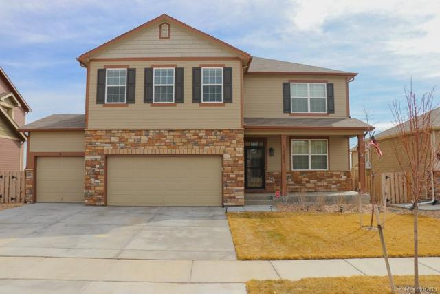 12652 E 104th Drive, Commerce City, CO 80022 (MLS #8859084) :: Bliss Realty Group