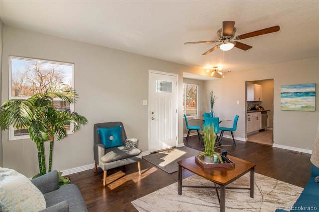 1390 Xanthia Street, Denver, CO 80220 (MLS #8859443) :: 8z Real Estate