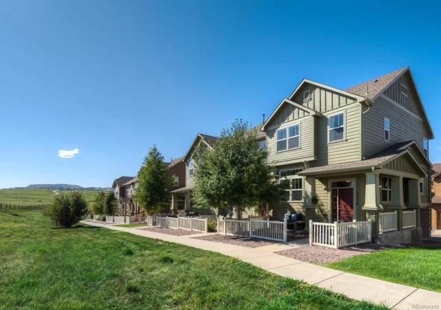 3770 Tranquility Trail, Castle Rock, CO 80109 (MLS #8861901) :: 8z Real Estate