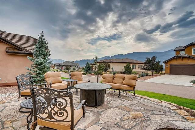 2933 Cathedral Park View, Colorado Springs, CO 80904 (#8863062) :: The HomeSmiths Team - Keller Williams