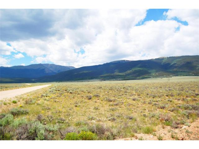 1 Prcl 12 Trct 7 And 8, Twin Lakes, CO 81251 (MLS #8865224) :: 8z Real Estate